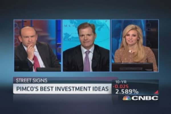 Pimco's best investment ideas