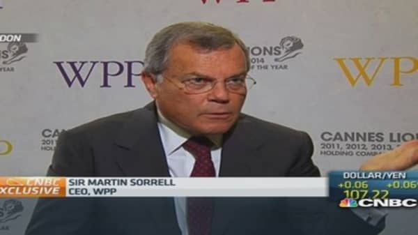 China tech firms will be 'better' than West: Sorrell