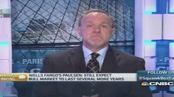 Euro zone stocks will outperform US: Pro