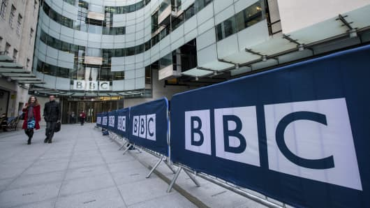 BBC Boosts Kids' Programming to Fend Off Streaming Services, Social Media