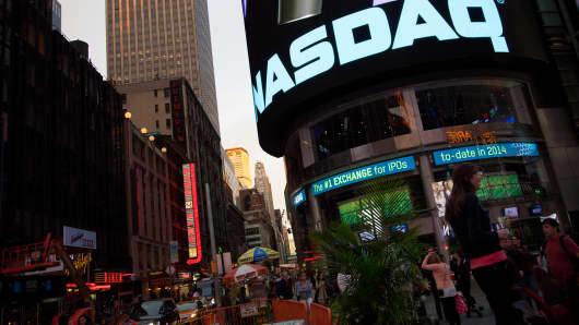 Nasdaq market