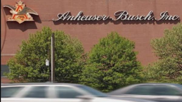 Anheuser-Busch not happy with NFL's miscreants
