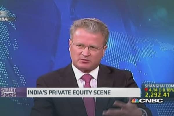 This private equity firm is upbeat on India