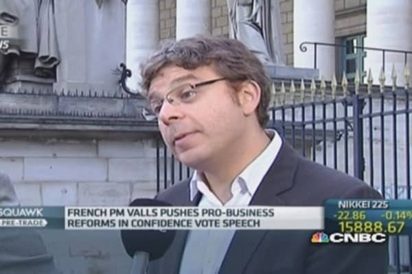 French budget will be difficult to pass: Pro