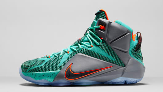 Nike LeBron 12 shoes