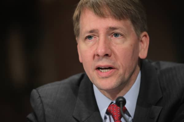 Richard Cordray, Consumer Financial Protection Bureau