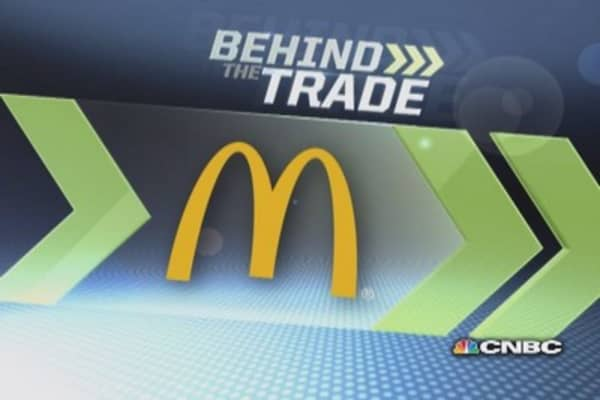Buy McDonald's now: Trader