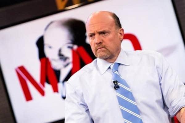 Cramer calls out Fed Chair Yellen