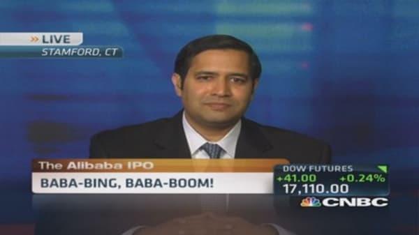 Bullish case for BABA