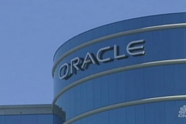 The new profile of Oracle