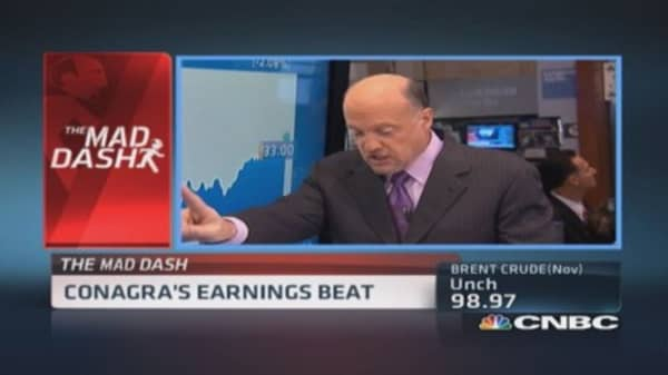Cramer's Mad Dash: Rite Aid 'guidance horrendous'