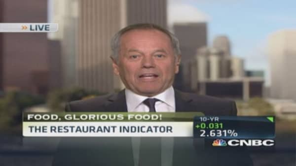 Wolfgang Puck: Difficult to find talent