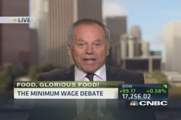 Wolfgang Puck: AC restaurant doing very well