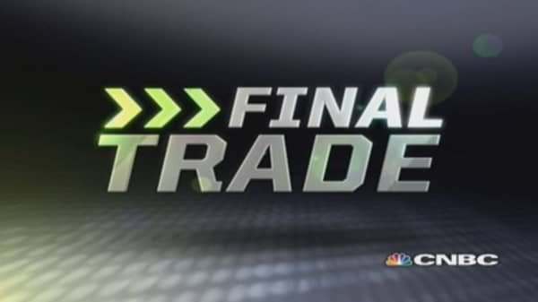Fast Money Final Trade: F, ORCL, HTZ, JACK