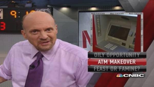 Cramer checks on the health of Rite-Aid