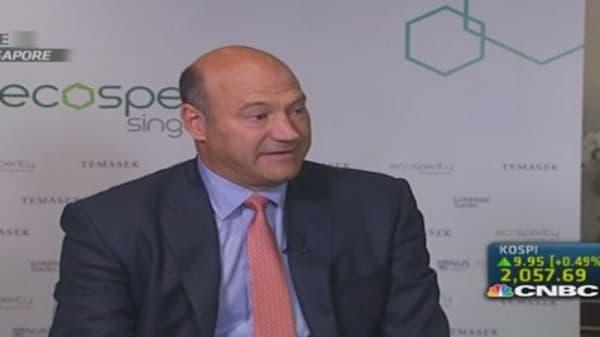 Goldman Sachs: Markets got 'mixed message' from Fed