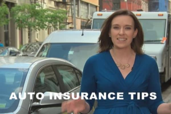 Saving on car insurance