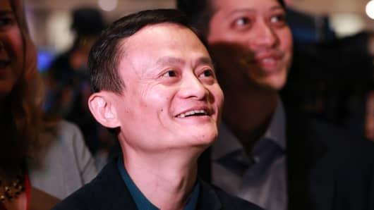 Jack Ma, Alibaba Group
