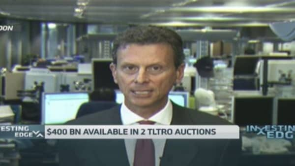 TLTRO not the end of ECB stimulus: Pro