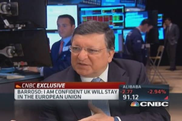 European Union can be proud: Barroso