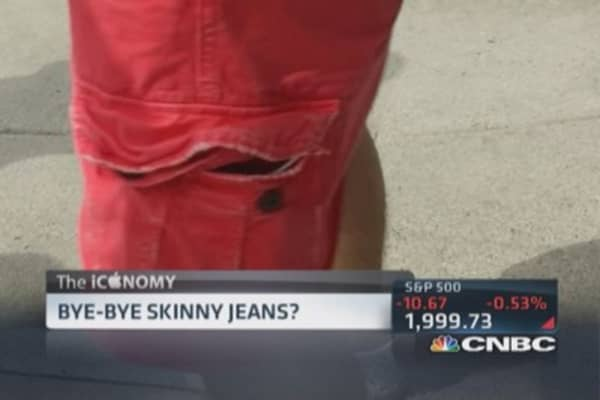 Will iPhone 6 kill skinny jeans?