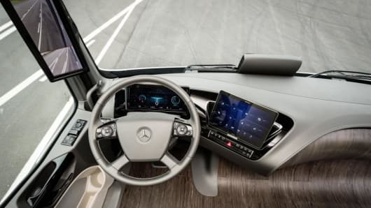 Keep on trucking? Freight to become driverless