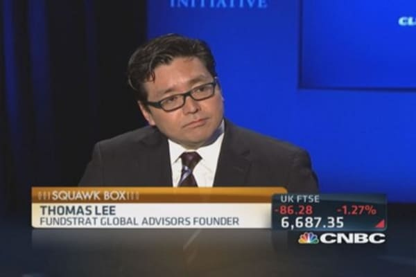 Markets 'overly worried' about rate hike: Lee