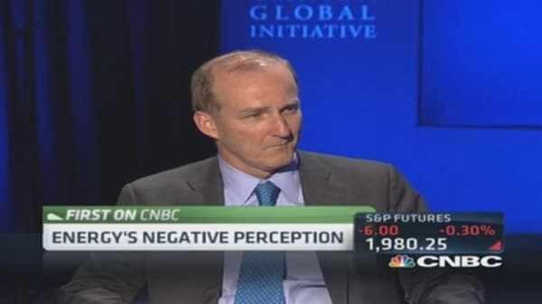 Mending energy's negative image: NRG CEO