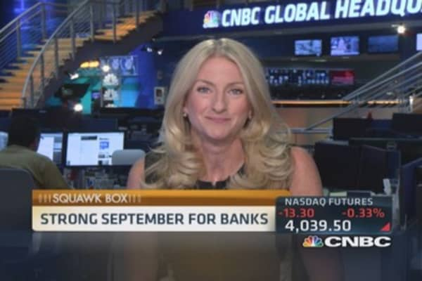 September optimism lingers in markets