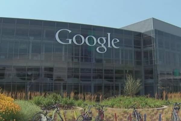Google poised for antitrust war