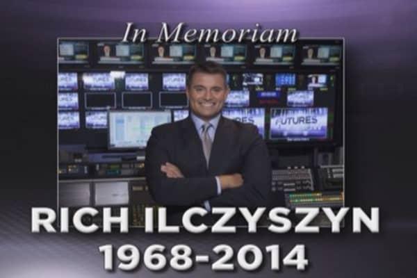 FN trader, Rich Ilczyszyn 1968-2014