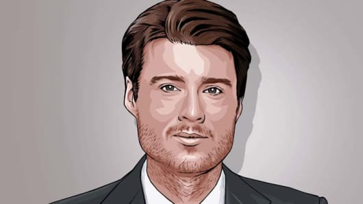 Pete Cashmore CNBC Next 25
