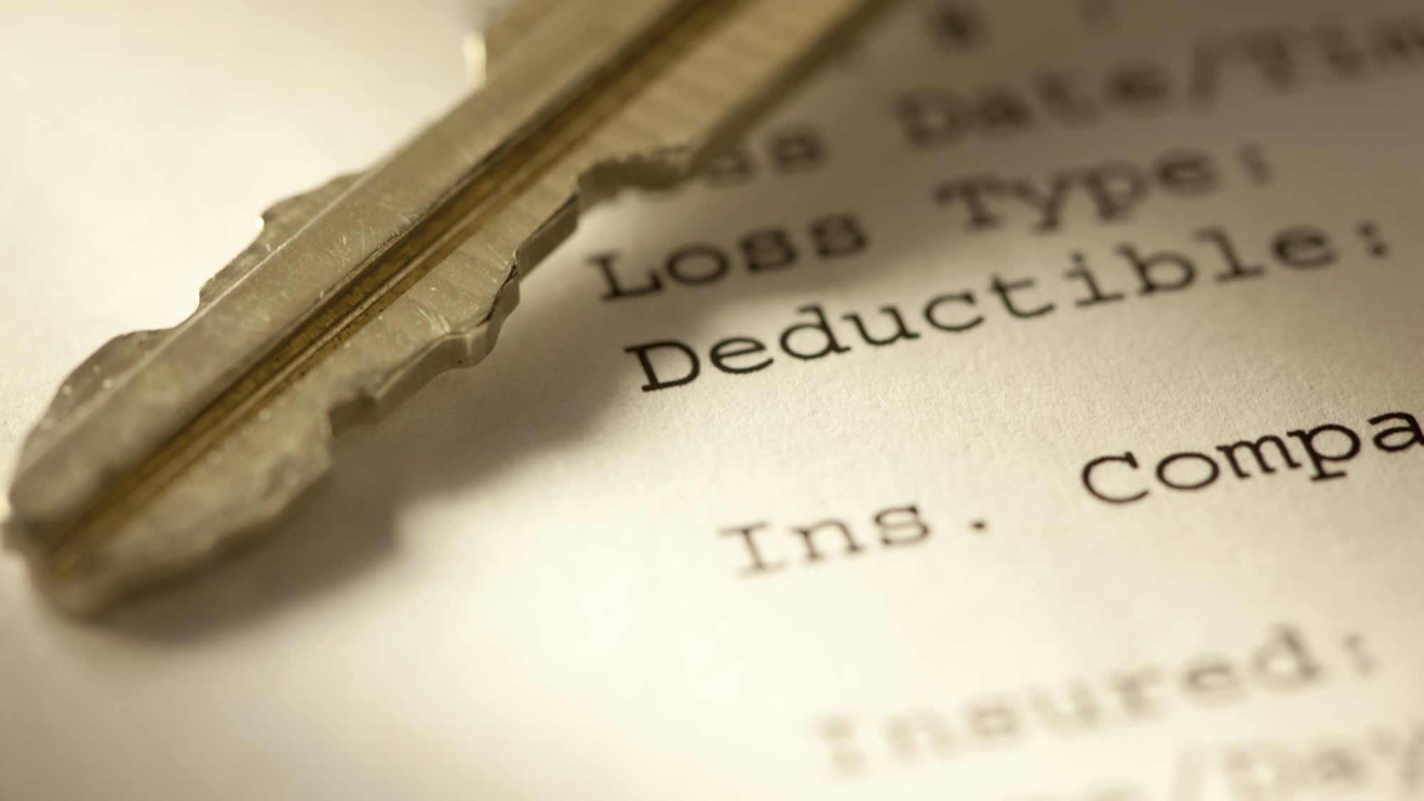 Car insurance Raising your deductible can mean big savings