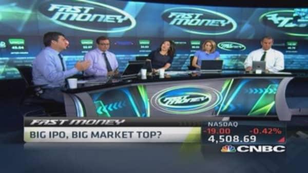 Losing day: Market bright spots
