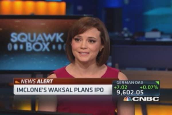 ImClone's Waksal plans IPO