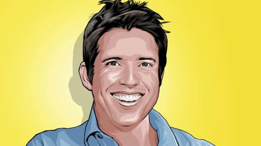 Nick Woodman CNBC Next 25
