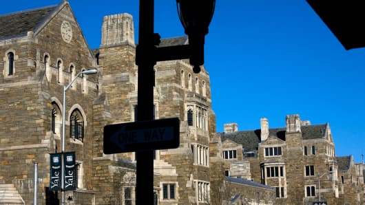 Yale University buildings, New Haven, CT