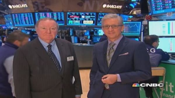 Cashin says stocks bounce on 'buy the dippers'