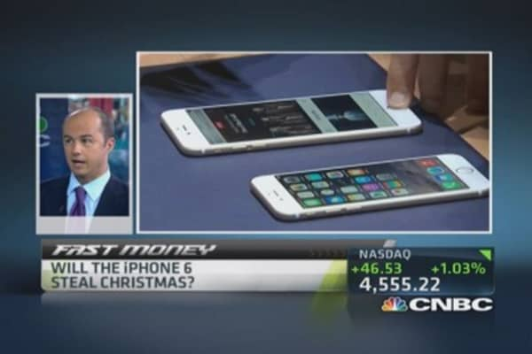 Will the iPhone 6 steal Christmas?