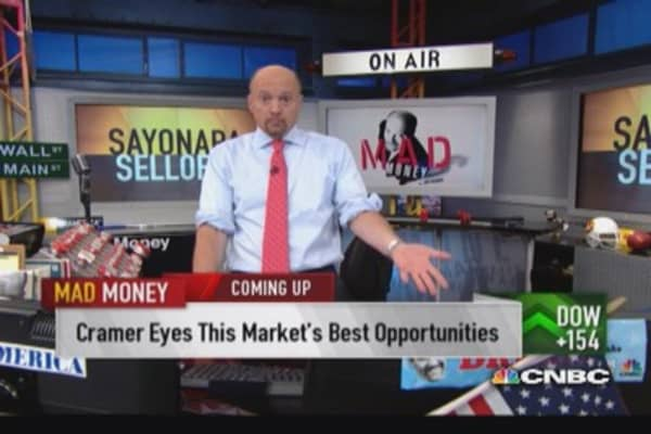 Cramer: What caused today's rally