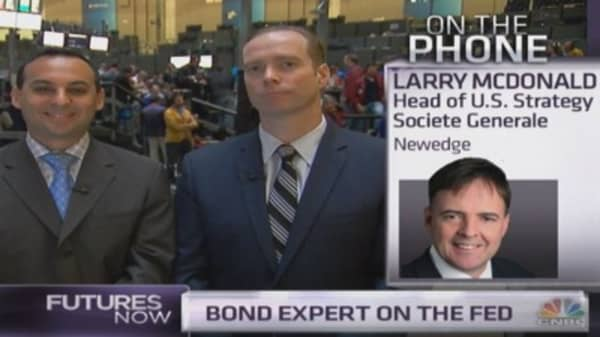 Bond expert calls next move