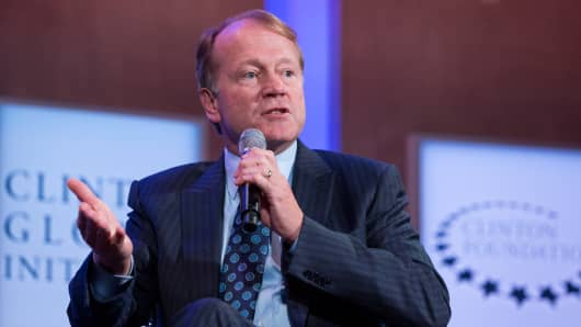 John Chambers, CEO of Cisco Systems.