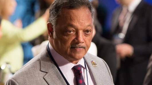 Rev. Jesse Jackson in 2014.