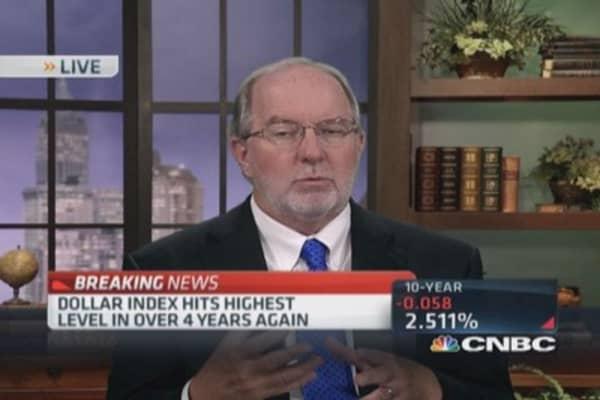 Gartman: Don't be bearish on crude oil