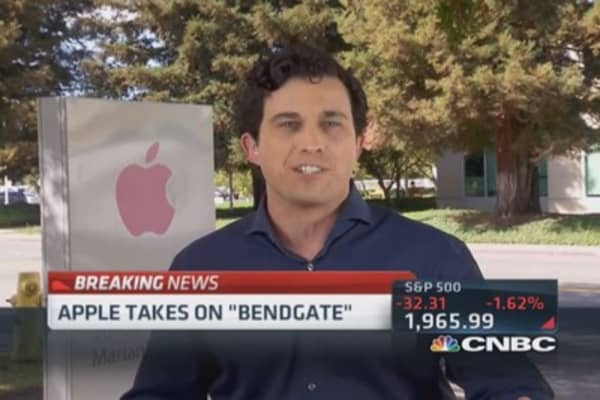 'Bendgate' & Apple's reliability testing lab