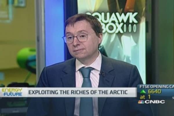 Does Arctic exploration make economic sense?