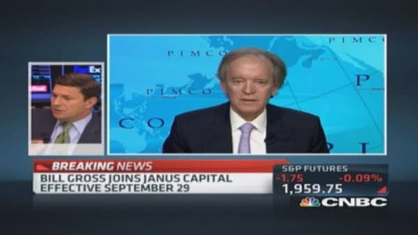 Cramer: Janus got biggest fish in pond