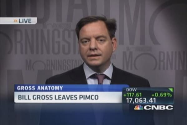Deep bench at Pimco: Analyst