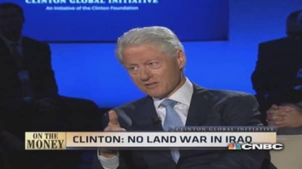 The Clinton Global Initiative