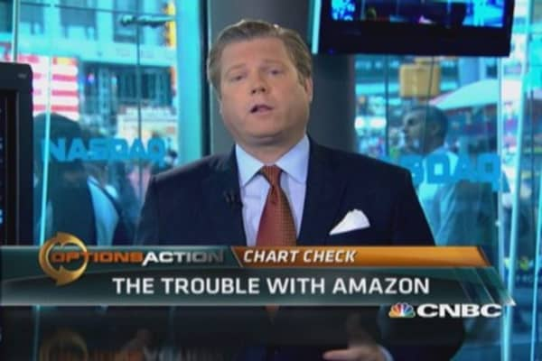 The trouble with Amazon